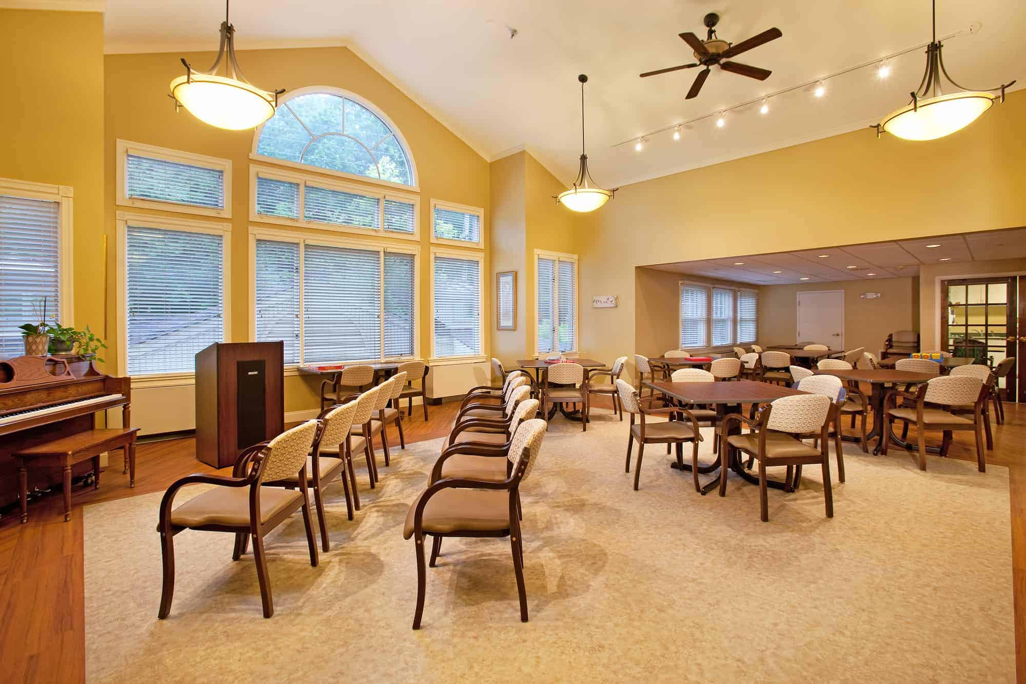 The Pines Of Mount Lebanon Senior Community Assisted