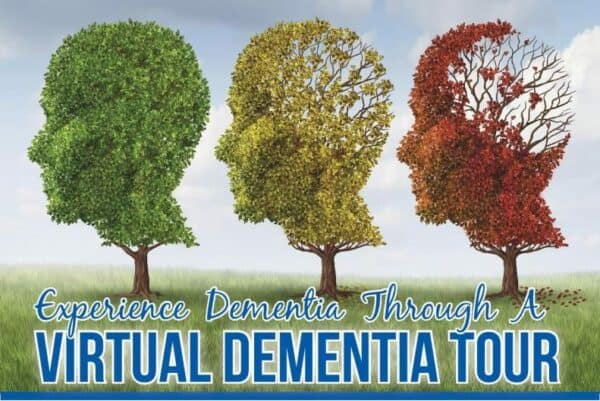 Virtual Dementia Tour Candle Light Cove