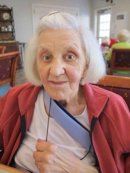 Newhaven Court at Lindwood Assisted Living Resident Spotlight