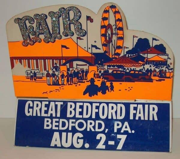 Bedford County Fair