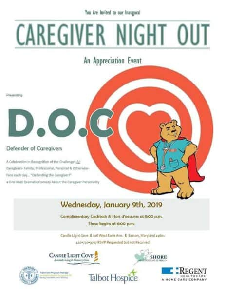 Caregiver Night Out
