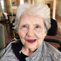 Mary Turns 100 at Candle Light Cove
