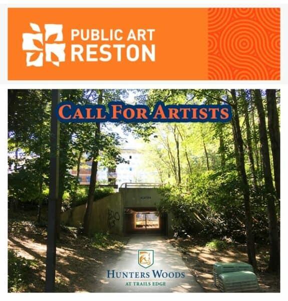 Public Art Reston selects artist Ben Volta for its Colts Neck Road
