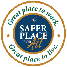 IntegraCare Communities are a Great Place to Work, A Great Place to Live, and a Safer Place for All